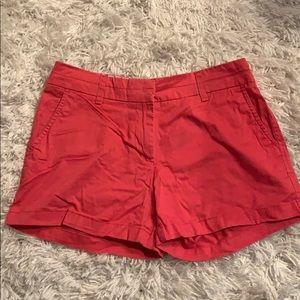 Cambridge Dry Goods Coral Shorts